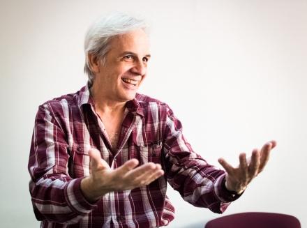 Orlando González Esteva. ©2013 Francisco Cubas