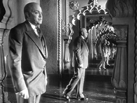 Fotograma de Citizen Kane, la obra maestra de Orson Welles, 1941.