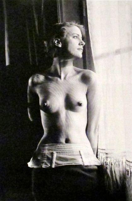 Lee Miller, fotografiada por Man Ray en 1930.