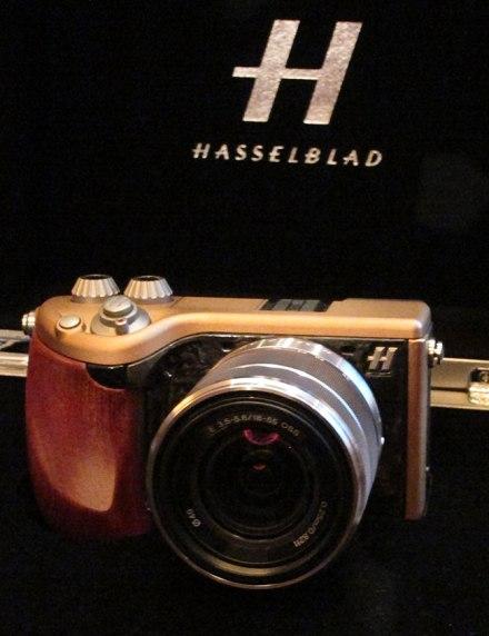 La triste actualidad de Hasselblad.