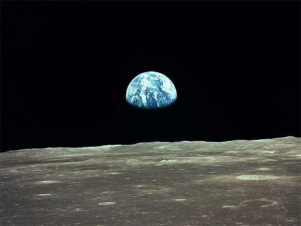 Una de las fotos más bellas y extraordinarias que se hayan tomado jamás.