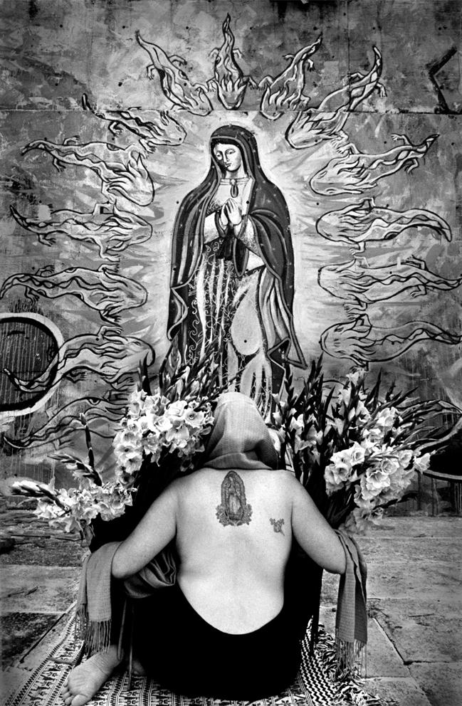 """De la serie """"Historias en la piel"""". ©Federico Gama"""